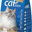 Patimax Cat Litter Clumping- Soap – 4.8 Kg
