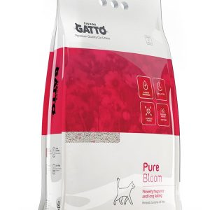 Signor Gatto Pure Bloom Clumping Cat Litter 10 L