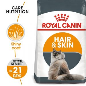 Royal Canin Hair & Skin Cat Dry Food 400 g