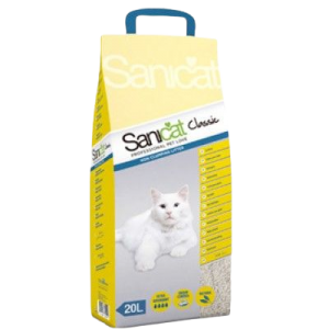 SANICAT CLASSIC CAT LITTER 20 L