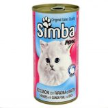 Simba Chunks With Guinea Fowl & Duck 415 Gr Cat Can