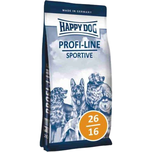 HAPPY DOG PROFILINE SPORTIVE (26/16) 20K.G