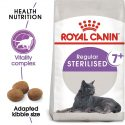 Royal Canin Sterilised +7 Cat Food (1.5 kg)