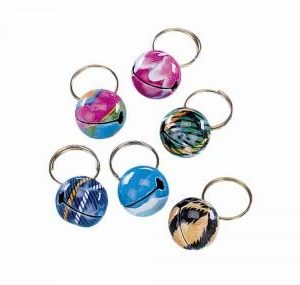 NOBBY CAT BELL MULTI-COLOUR Ø 14 MM