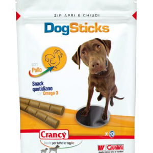 GIUNTINI PET CRANCY DOG STICKS WITH CHICKEN 90G