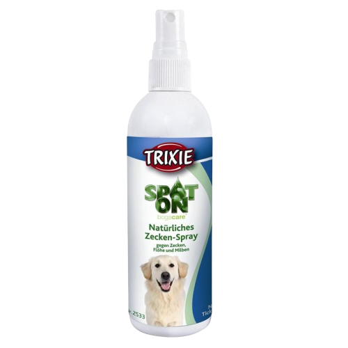 TRIXIE SPOT ON NATURAL TICK PROTECTION 175 ML