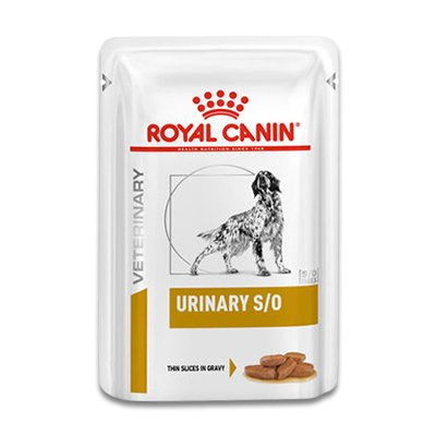 Royal Canin Urinary Dog S/O Gravy 100 gm