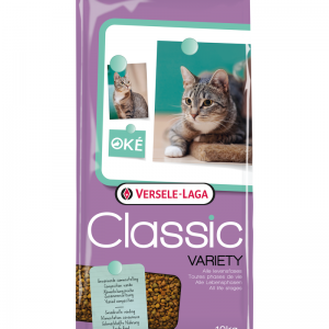 Versele-Laga Classic Variety Cat Food 10 Kg