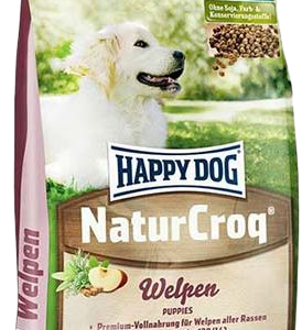 HAPPY DOG NATURCROQ WELPEN 4K.G