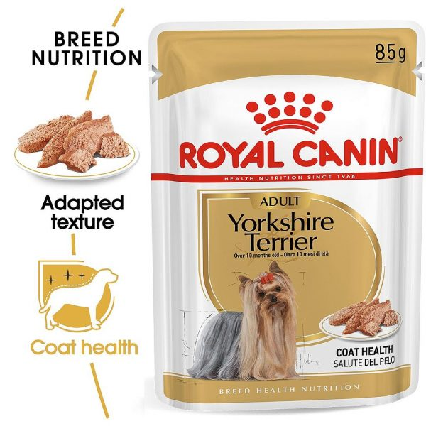 Royal Canin Yorkshire Adult Loaf 85g