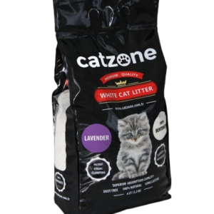 CATZONE CLUMPING LAVENDER SCENTED 10KG