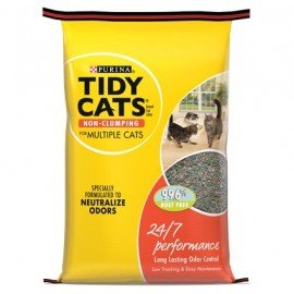 Tidy Cats Non-Clumping 24/7 Performance 4.54kg