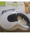 Nunbell pet retractable (automatic) leash (3 meters) up to 12 Kg