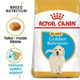 Royal Canin Golden Retriever Puppy Dry Food 3kg