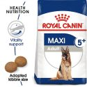 Royal Canin Maxi Adult 5+ Dog Dry Food 15kg