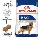 Royal Canin Maxi Adult 13 kg + 2 Kg Free Inside