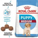 Royal Canin Medium Puppy Dry Food 15kg