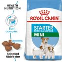 Royal Canin Mini Starter Dry Food 1kg