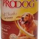 Prodog soft chunks with duck in gravy 400 grams